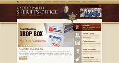 Preview of caddosheriff.org